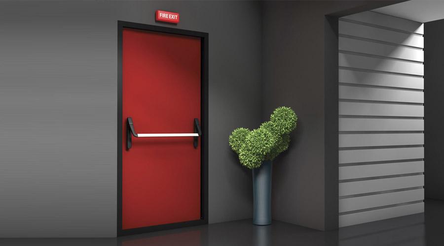 Yangın kapısı, Yangın çıkış kapısı, Yangın merdiveni kapısı, panik barlı yangın kapısı, Ucuz Yangın Çıkış Kapısı İmalatı